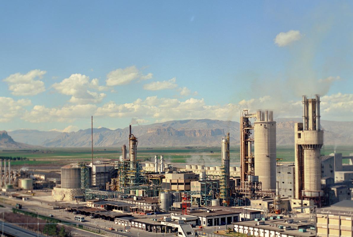 انعطاف و توانمندیهای صنعت پتروشیمی ایران